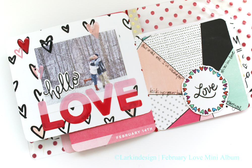 February Love Mini Album