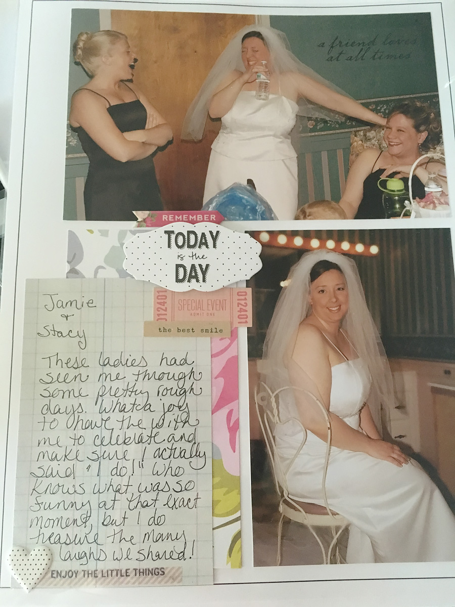 Mares Wedding Album
