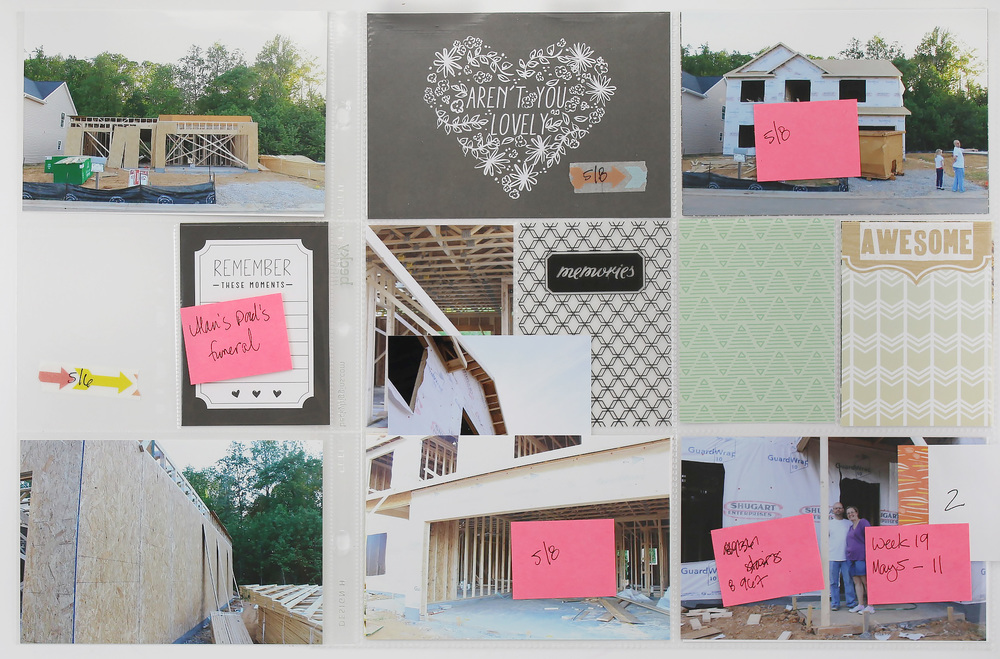 TBT Project Life 2014 Week 19a