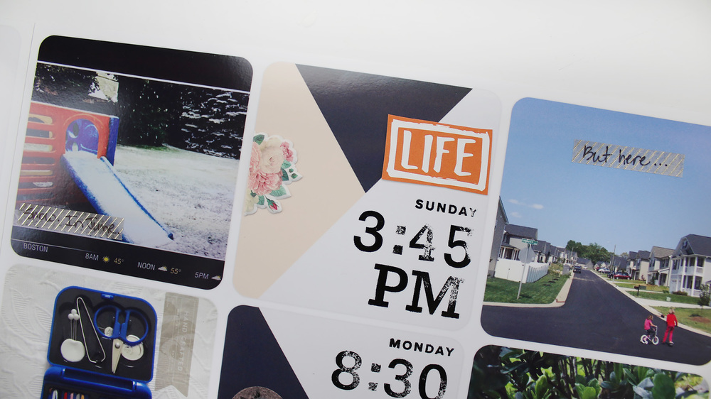 Project Life 2016 Week 20