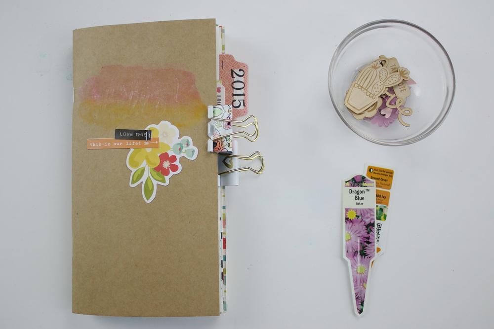 Gardeners Notebook Entry 01
