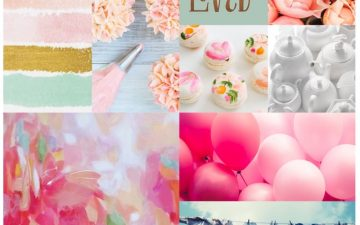 Moodboard created by Tori Bissell