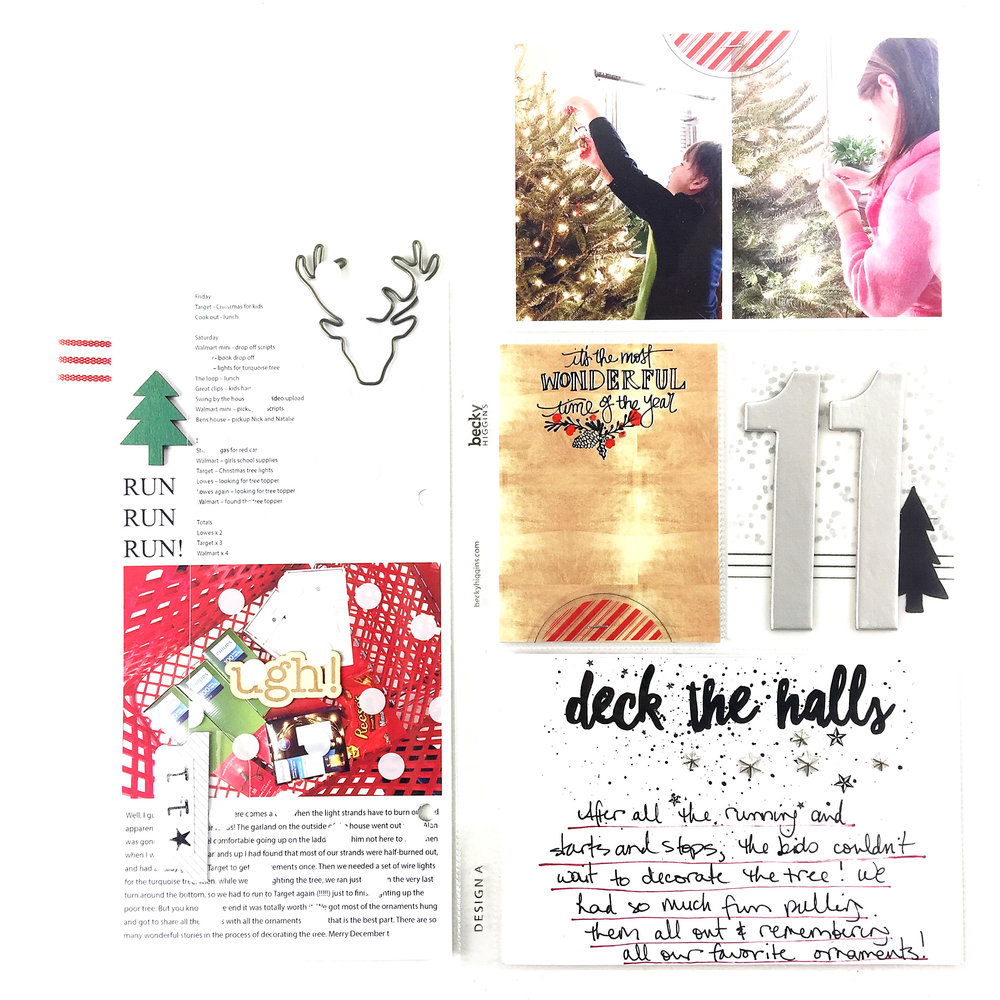 Larkindesign {December Daily 2016} December 11 In Which I Actually Have Two Stories!