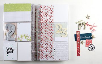 Larkindesign {December Daily 2016} December 23, 24 & 25! This Is It!!!