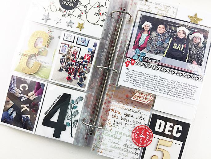 Larkindesign {December Daily 2016} December 3 %26 4