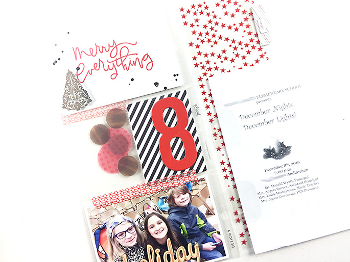 Larkindesign {December Daily 2016} December 8 %26 9 and Finishing December 1!