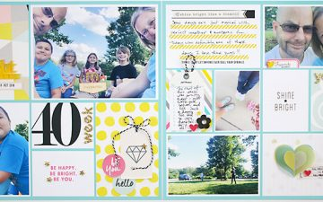 Project Life 2016 Week 40