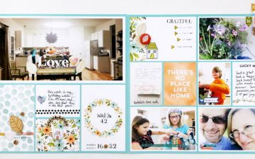 Larkindesign Project 52/Project Life 2016 Week 42