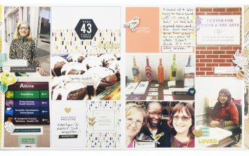 Project Life 2016 Week 43 | ft. Maggie Holmes Gather!