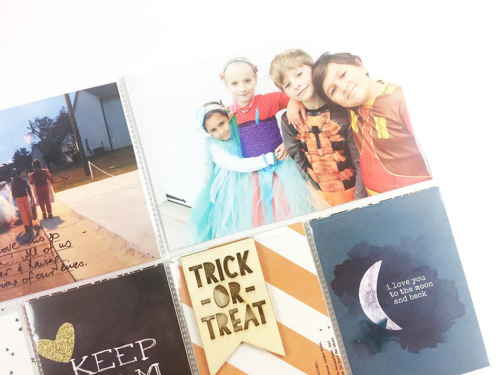 Larkindesign TBT Project Life 2014 Halloween Part 01   Feat. Maggie Holmes After DarkLarkindesign TBT Project Life 2014 Halloween Part 01   Feat. Maggie Holmes After Dark