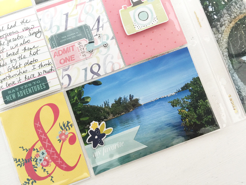 Larkindesign Bermuda Album Layout No. 06 | Love This Place ft. Dear Lizzy Lovely DayLarkindesign Bermuda Album Layout No. 06 | Love This Place ft. Dear Lizzy Lovely Day