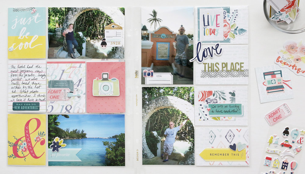 Bermuda Layout  No. 06 | Love This Place ft. Dear Lizzy Lovely Day!!!!