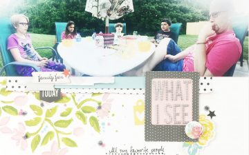 Traditional Layout | What I See ft. Felicity Jane Summer!!!!