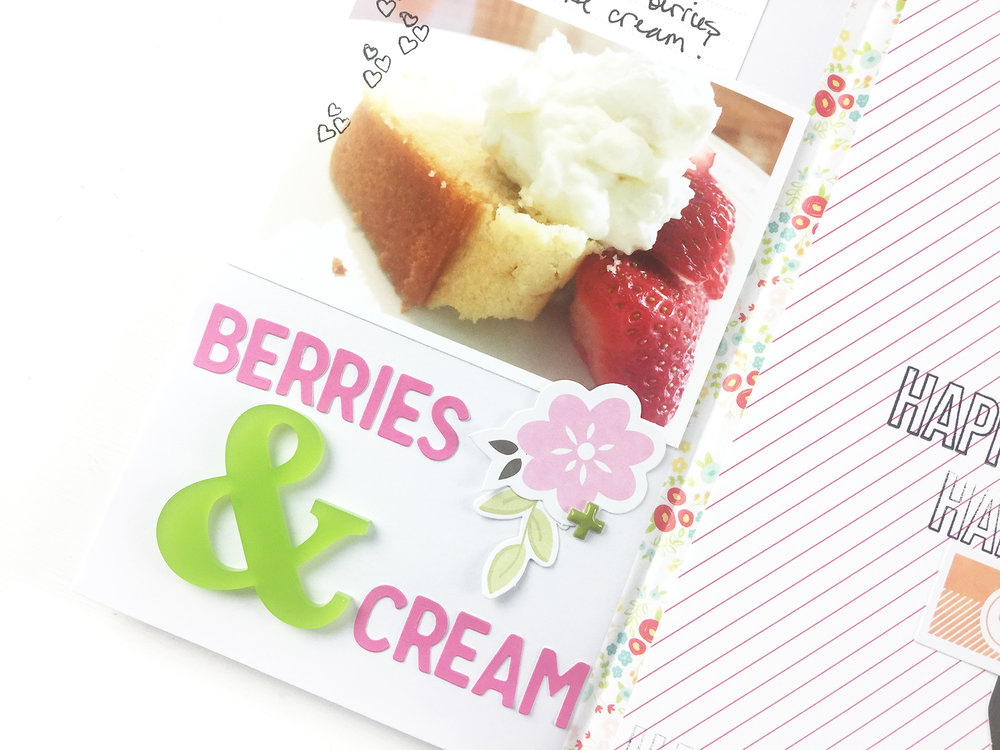 Larkindesign Traveler%27s Notebook | Favorite Things Berries %26 Cream ft. Gossamer Blue Kits!!!Larkindesign Traveler%27s Notebook | Favorite Things Berries %26 Cream ft. Gossamer Blue Kits!!!