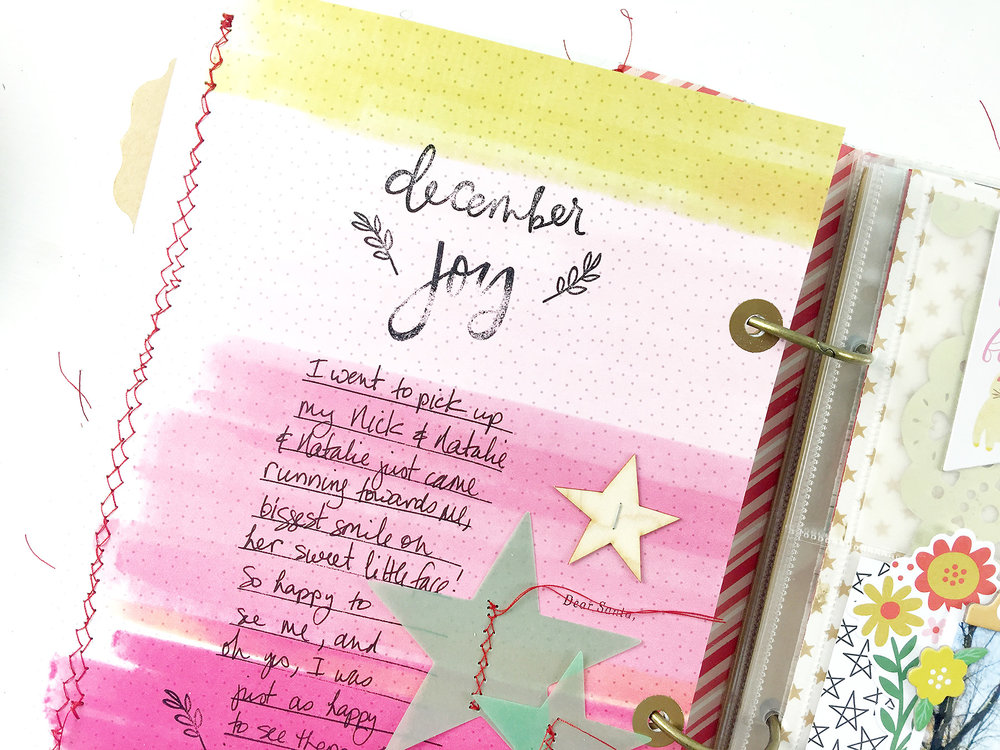 Larkindesign {scrappyChristmasinJuly} December DailyISH 2011 Pt 04 | Layouts 1 %26 2!!!