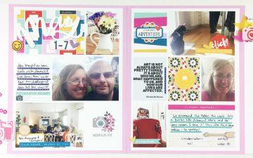 Project Life 2017 Week 18 | ft. The Lilypad MPM July Kit Snapshots!!