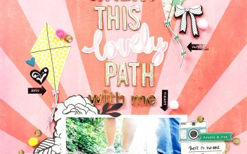 Traditional 12×12 Layout | Walk With Me ft. Maggie Holmes Carousel!!!!!!