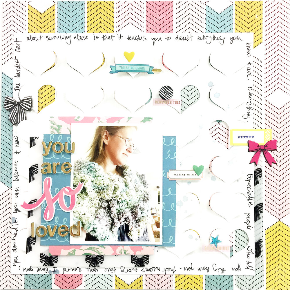 Larkindesign Freebie Friday | My Heart Is Yours Free Cut File!!!!!!