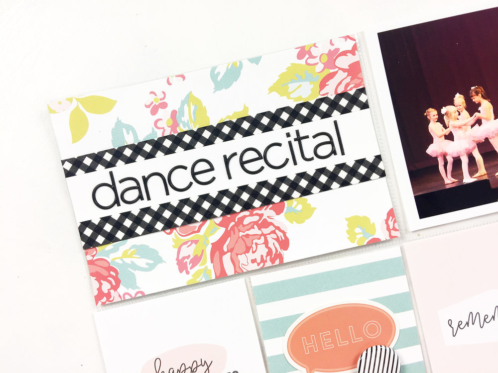 Larkindesign Kids Albums Project | Emberlynn Edition A Dance Layout ft. Felicity Jane!!!!Larkindesign Kids Albums Project | Emberlynn Edition A Dance Layout ft. Felicity Jane!!!!