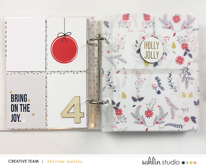 Larkindesign December Daily 2017 | Foundation Pages Using Sahlin Studio December!!!
