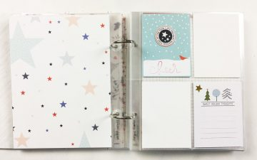 December Daily Album 2017 | Foundation Pages Using  Pinkfresh Studio!!!
