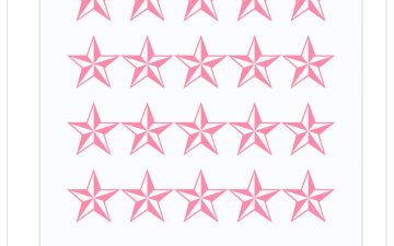 Larkindesign You Are My Star Print and Cut File