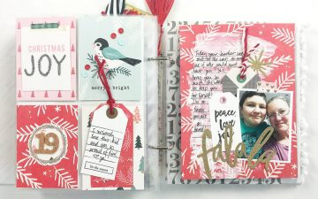 Theresa Moxley December Daily 2017