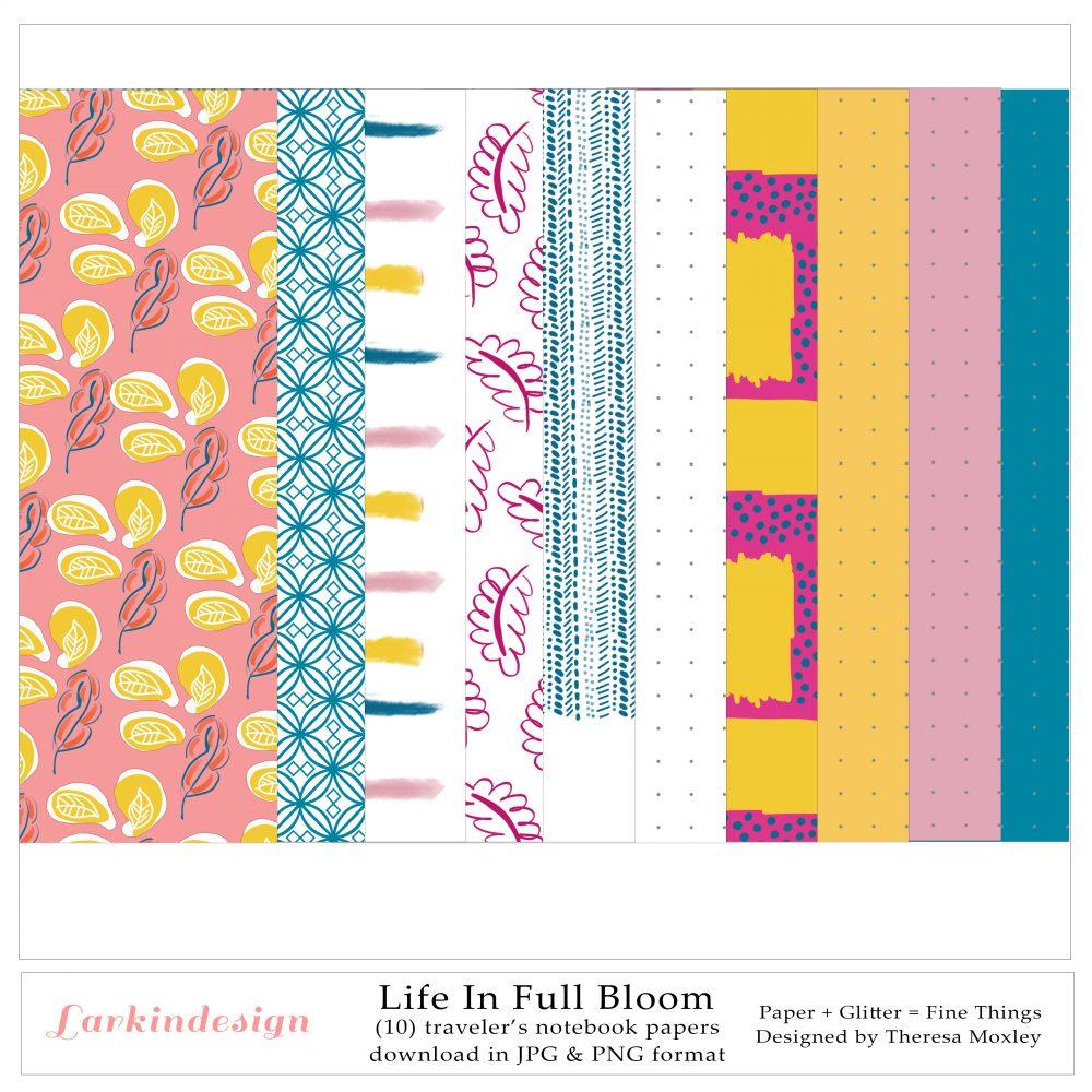 Larkindesign Travelers Notebook Kits