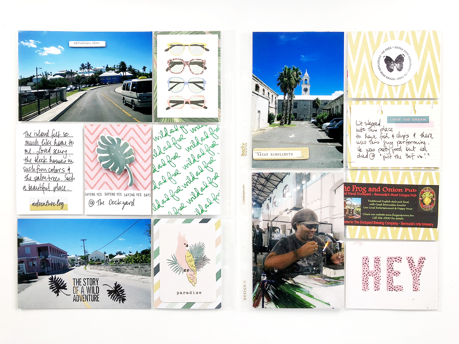 Bermuda Honeymoon Album ft. Crate Paper Wild Heart!!!