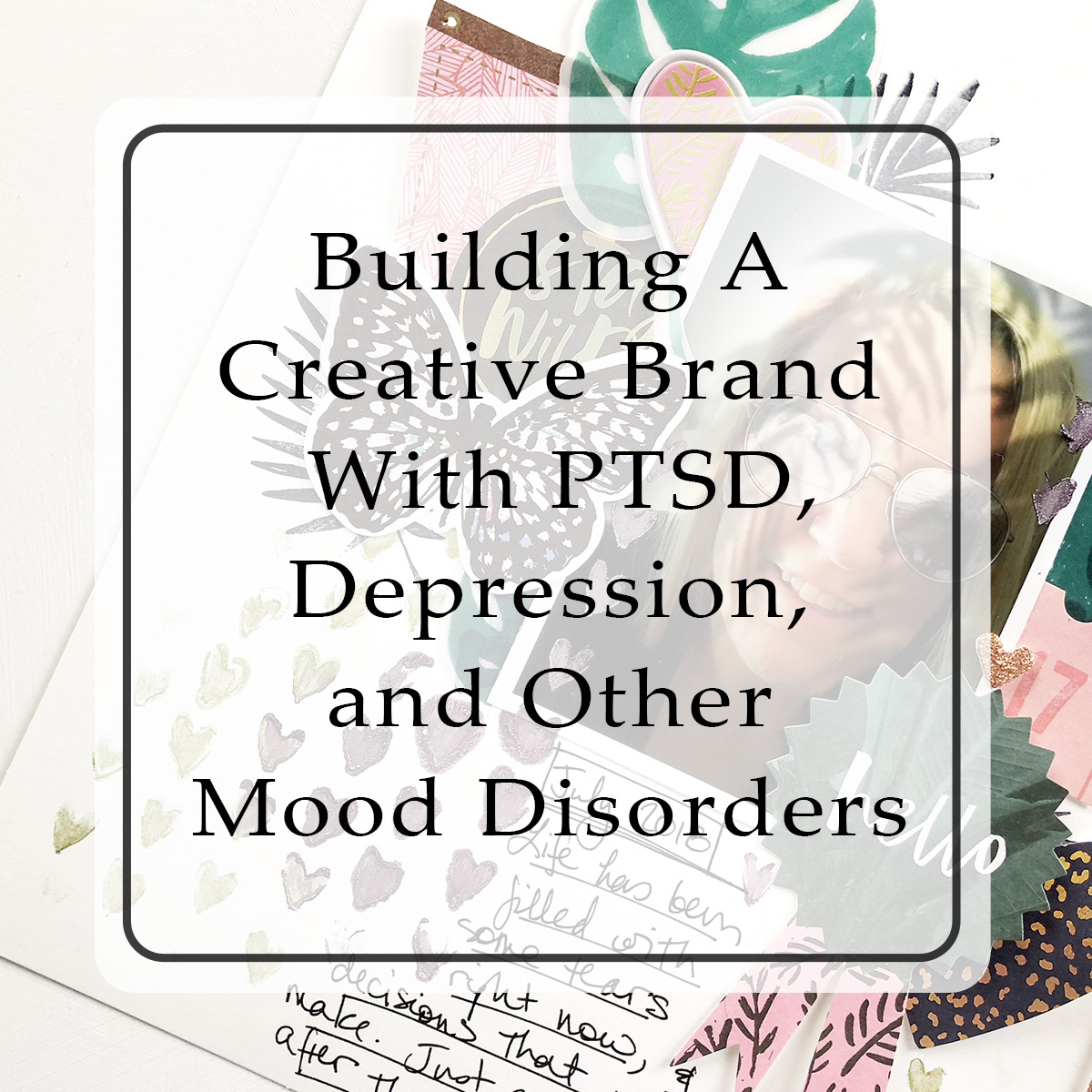 Building A Creative Brand | Learning to Heal