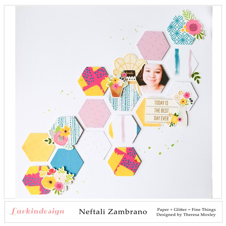 Larkindesign Creative Team Neftali Zambrano | Life In Full Bloom Digital Kit