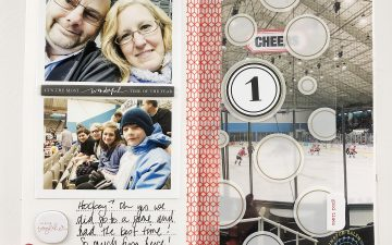 Larkindesign Documenting December In A Traveler's Notebook | Days 01 & 02!!!