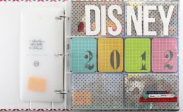 Larkindesign Disney Album Introduction Layout