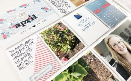 Larkindesign ***Sahlin Studio*** Design Team   2019 Project Life Weeks 14 and 15