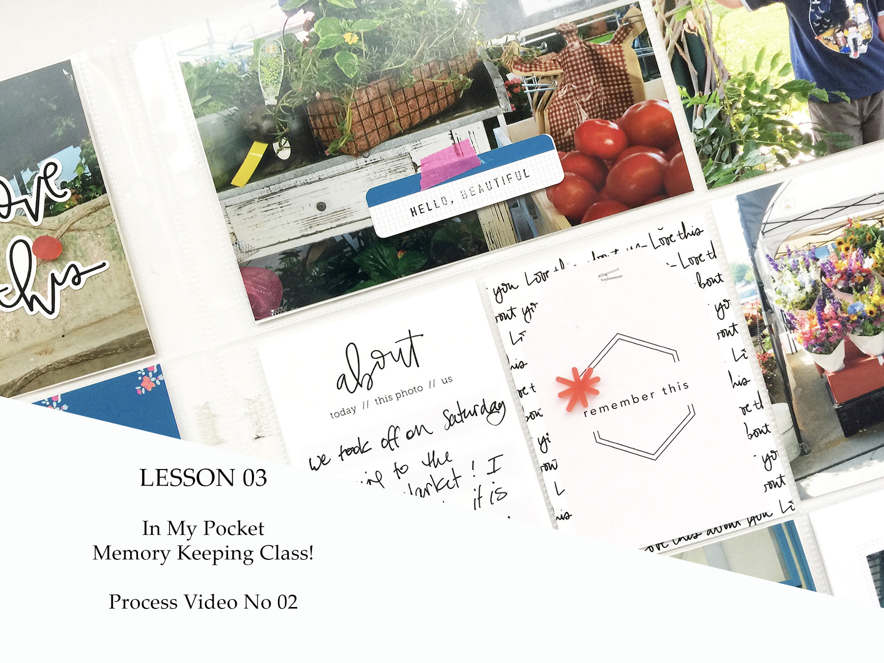 Larkindesign In My Pocket Volume 01 Process Videos Only