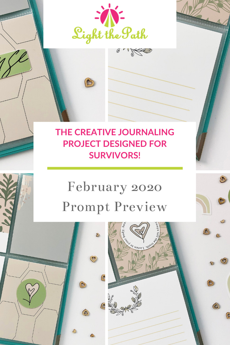 Light The Path February 2020 Prompt Previews!