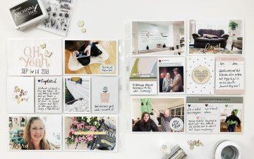 Larkindesign Project Life 2019   September Bi Monthly Layout 02 ft Studio Calico