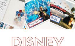 Larkindesign Disney 2020 Album   Documenting Our Drive   Ft Elle's Studio Magical Memories