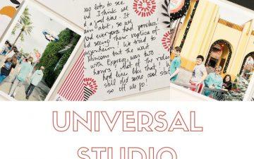 Larkindesign Disney 2020 Album   Documenting Universal Studio   Ft Project Life Click