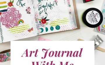 Larkindesign Art Journal Volume 04 | Your Beautiful Self