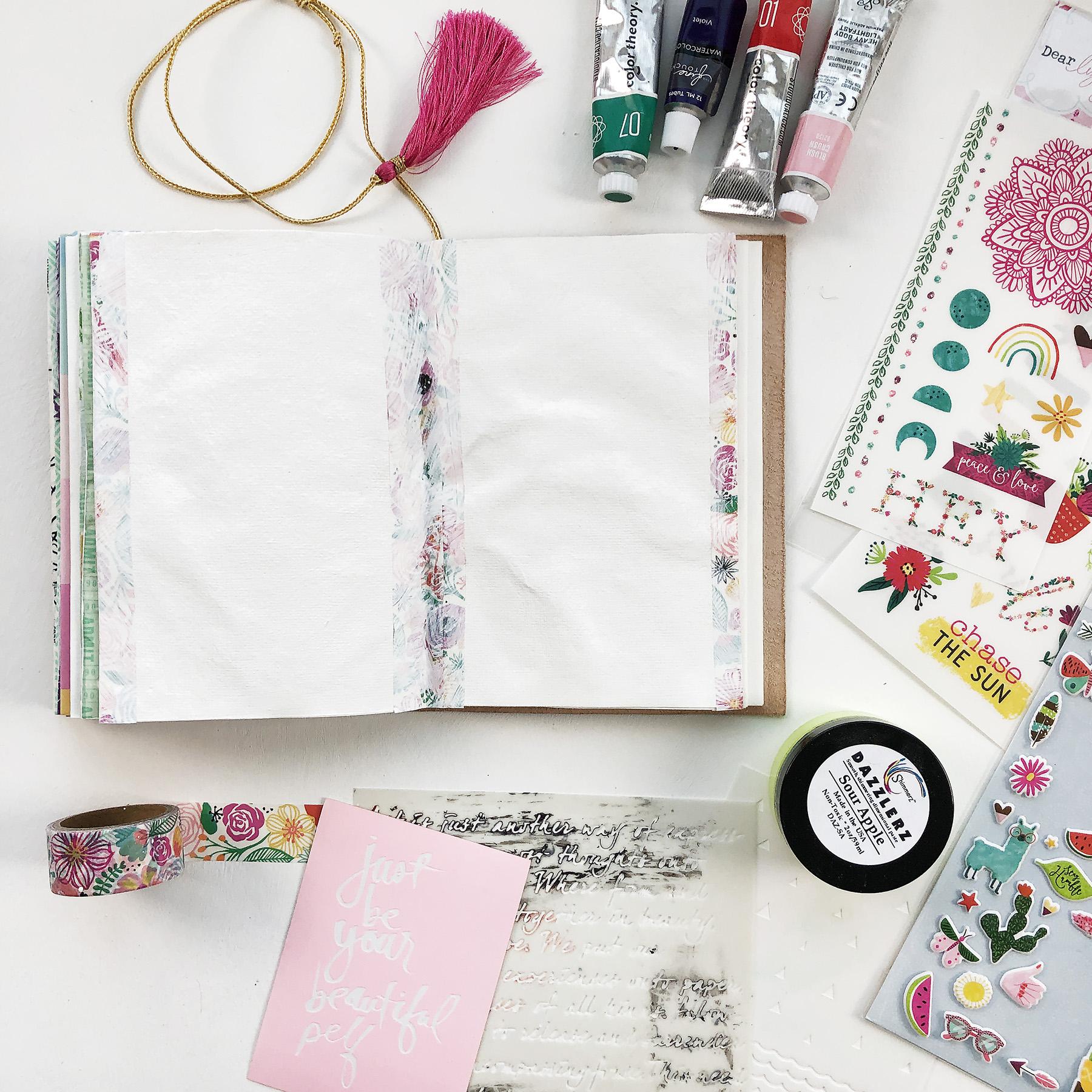 Larkindesign Art Journal Volume 04 | Your Beautiful Selfv