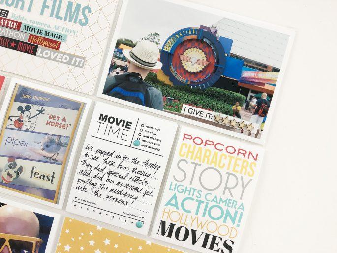 Larkindesign Disney 2020 Album Project   Documenting Epcot   3 Short Films