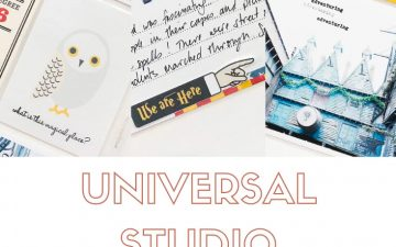 Larkindesign Disney 2020 Album | Documenting Harry Potter Diagon Alley at Universal