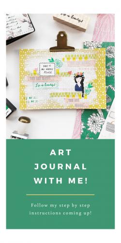 Larkindesign Art Journal With Me Volume 05 | Life Is Beautiful