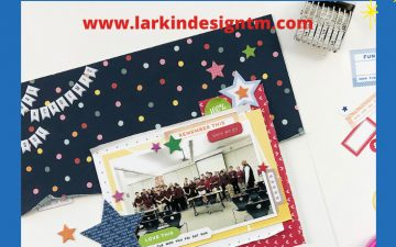 Larkindesign Kids Scrapbook Album Edition | Nick's Last NAL Match