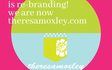 Brand Announcement! Larkindesign Is Now Theresa Moxley!