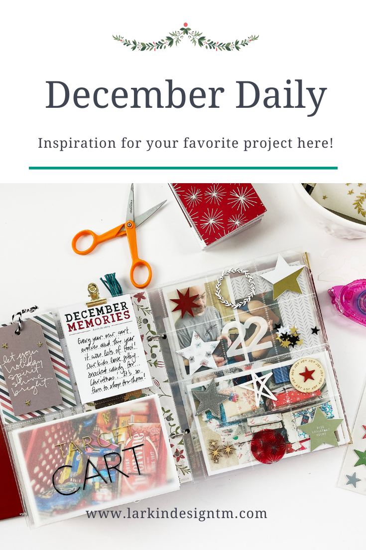Theresa Moxley December Daily 2019 | Days 21 and 22