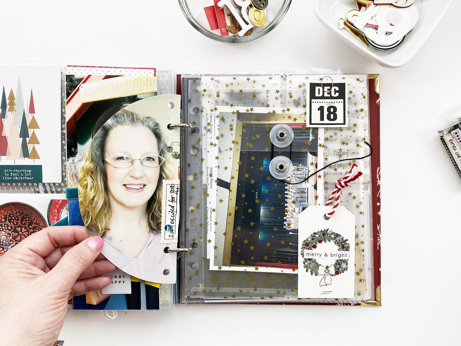 Larkindesign December Daily 2019 Days 17 Thru 20 Ft. Felicity Jane & Ali Edwards