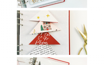 Theresa Moxley December Daily 2020 | Foundation Pages Using Ali Edwards December Daily Product Release